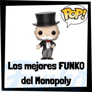 Los mejores FUNKO POP del Monopoly - Funko POP de marcas y anuncios de televisión