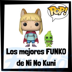 Los mejores FUNKO POP del Ni No Kuni - Funko POP de videojuegos