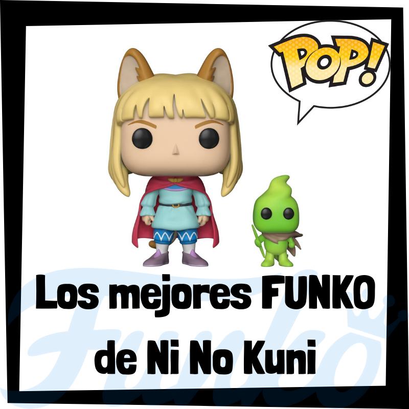 Los mejores FUNKO POP del Ni No Kuni