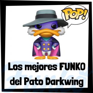 Los mejores FUNKO POP del Pato Darkwing