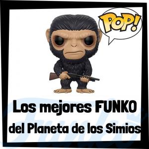 Los mejores FUNKO POP del planeta de los simios