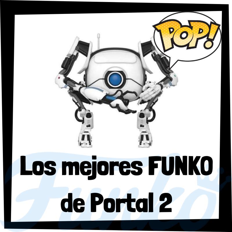 Los mejores FUNKO POP del Portal 2
