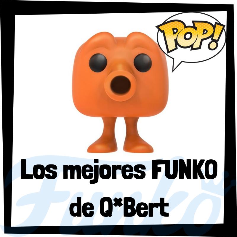 Los mejores FUNKO POP del Q*bert