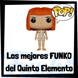 Los mejores FUNKO POP del Quinto Elemento - The Fifth Element - FUNKO POP de películas