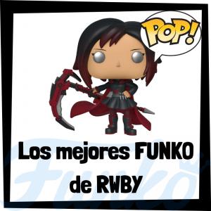 Los mejores FUNKO POP del RWBY - Funko POP de videojuegos