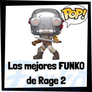 Los mejores FUNKO POP del Rage 2