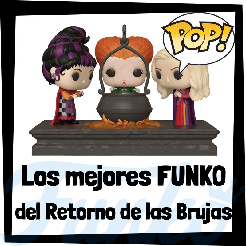Los mejores FUNKO POP del retorno de las Brujas