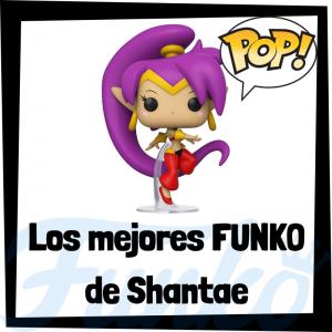 Los mejores FUNKO POP del Shantae - Funko POP de videojuegos