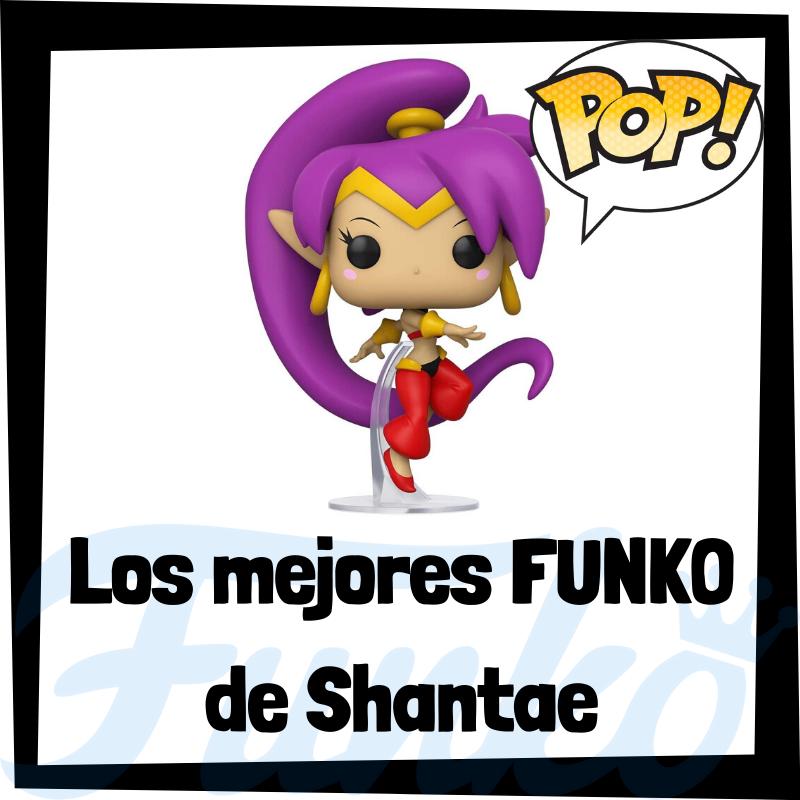 Los mejores FUNKO POP del Shantae