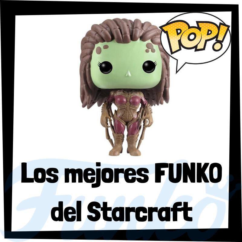 Los mejores FUNKO POP del Starcraft