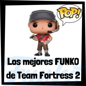 Los mejores FUNKO POP del Team Fortress 2 - Funko POP de videojuegos