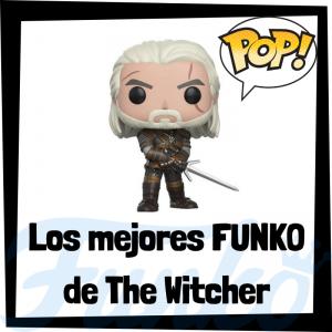 Los mejores FUNKO POP del The Witcher - Funko POP de videojuegos y series de televisión de Netflix