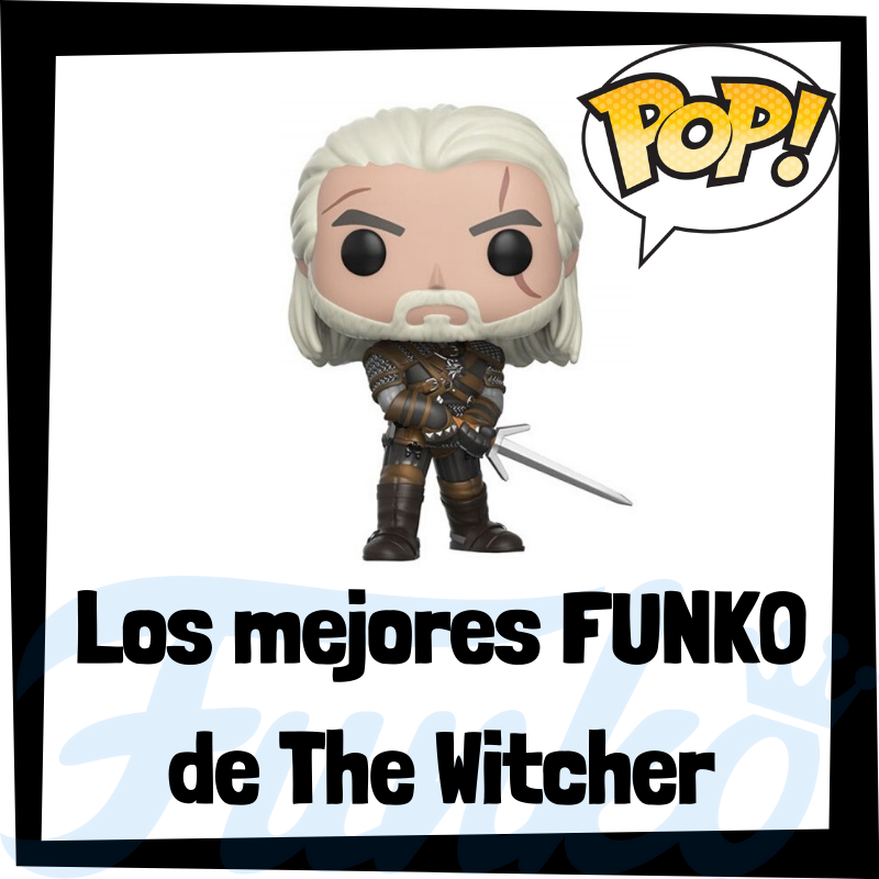 Los mejores FUNKO POP del The Witcher