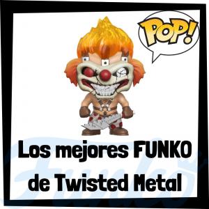 Los mejores FUNKO POP del Twisted Metal - Funko POP de videojuegos