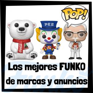 Los mejores FUNKO de anuncios de televisión y marcas - FUNKO POP de personajes y logos de empresas - Los mejores FUNKO POP de anuncios de televisión