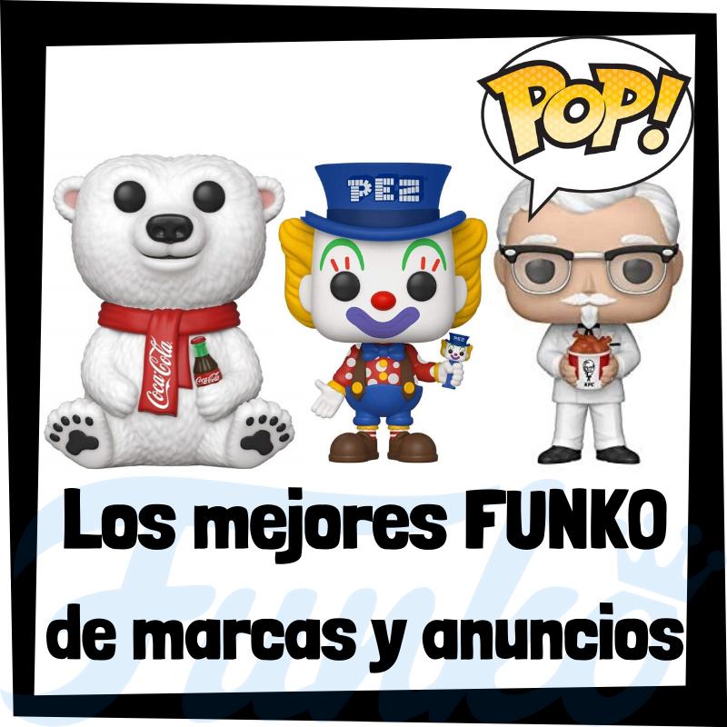 Los mejores FUNKO POP de marcas y anuncios de televisión