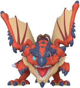 Funko POP de Ratha - Los mejores FUNKO POP de Monster Hunters - Los mejores FUNKO POP de personajes de videojuegos