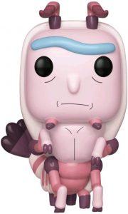 Funko POP de Rick de Shrimp Rick - Los mejores FUNKO POP de Rick y Morty - Los mejores FUNKO POP de series de dibujos animados