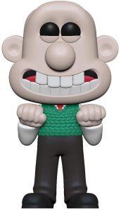 Funko POP de Wallace - Los mejores FUNKO POP de Wallace y Gromit - Los mejores FUNKO POP de series de dibujos animados
