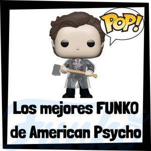 Los mejores FUNKO POP de American Psycho - FUNKO POP de películas