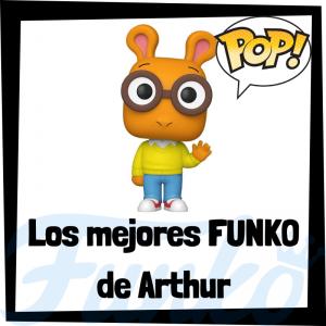 Los mejores FUNKO POP de Arthur - Funko POP de series de televisión de dibujos animados