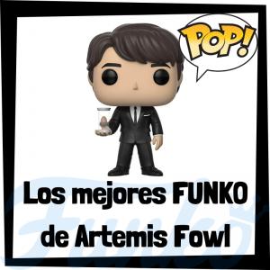 Los mejores FUNKO POP de Disney Artemis Fowl - FUNKO POP de películas