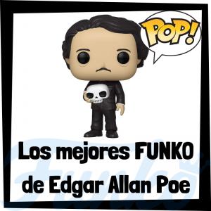 Los mejores FUNKO POP de Edgar Allan Poe - Los mejores FUNKO POP de personajes históricos - Los mejores FUNKO POP de escritores