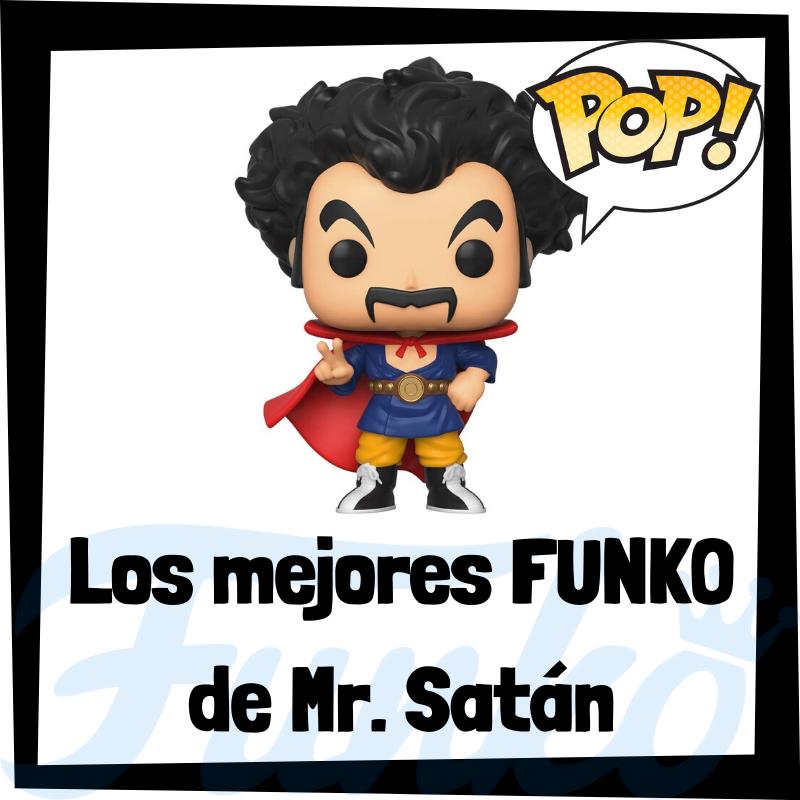 Los mejores FUNKO POP de Mr. Satán