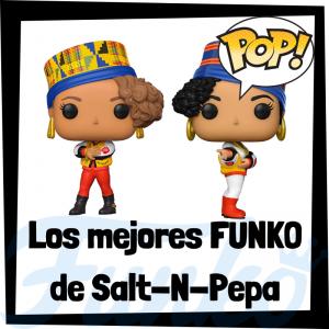 Los mejores FUNKO POP de Salt-N-Pepa - Los mejores FUNKO POP de Salt-N-Pepa - Los mejores FUNKO POP de grupos de música de Rock and Roll y Hip Hop