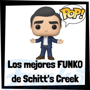 Los mejores FUNKO POP de Schitt's Creek - Los mejores FUNKO POP de personajes de Schitt's Creek - Funko POP de series de televisión