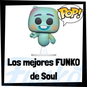 Los mejores FUNKO POP de Soul - Funko POP de películas de Disney Pixar - Funko de películas de animación