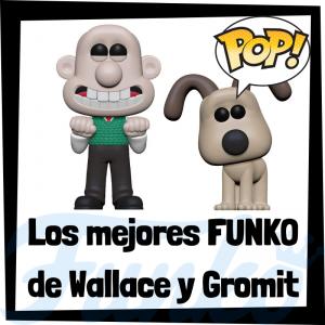 Los mejores FUNKO POP de Wallace y Gromit - Funko POP de series de televisión de dibujos animados