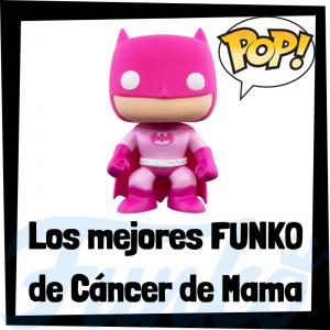 Los mejores FUNKO POP del mes de concienciación del Cáncer de Mama - Los mejores FUNKO POP de personajes históricos - Los mejores FUNKO POP de Breast Cancer