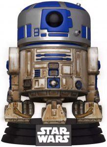 Funko POP de Dagobah R2-D2 - Los mejores FUNKO POP de R2-D2 - Los mejores FUNKO POP de personajes de Star Wars