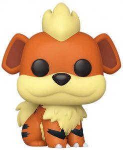 Funko POP de Growlithe - Los mejores FUNKO POP de Pokemon - Los mejores FUNKO POP de anime