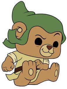Funko POP de Gruffi - Los mejores FUNKO POP de los osos Gummi - Los mejores FUNKO POP de series de dibujos animados