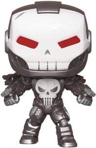 Funko POP de Máquina de Guerra de Punisher War Machine - Los mejores FUNKO POP de Iron man - Funko POP de Marvel Comics - Los mejores FUNKO POP de los Vengadores