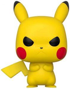 Funko POP de Pikachu enfadado - Los mejores FUNKO POP de Pokemon - Los mejores FUNKO POP de anime
