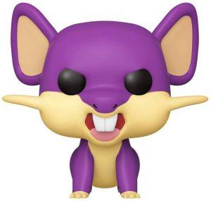 Funko POP de Rattata - Los mejores FUNKO POP de Pokemon - Los mejores FUNKO POP de anime