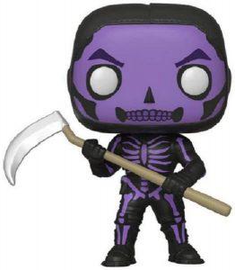 Funko POP de Skull Trooper Purple E3 del Fortnite - Los mejores FUNKO POP del Fortnite - Los mejores FUNKO POP de personajes de videojuegos