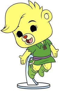 Funko POP de Sunni - Los mejores FUNKO POP de los osos Gummi - Los mejores FUNKO POP de series de dibujos animados