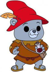 Funko POP de Tummi - Los mejores FUNKO POP de los osos Gummi - Los mejores FUNKO POP de series de dibujos animados