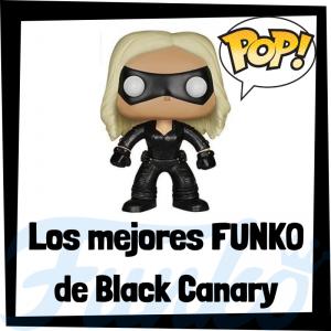 Los mejores FUNKO POP de Black Canary