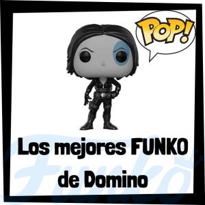 Los mejores FUNKO POP de Domino - Los mejores FUNKO POP de los X-Men - Funko de los personajes de los X-Men