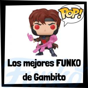 Los mejores FUNKO POP de Gambito - Los mejores FUNKO POP de los X-Men - Funko de los personajes de los X-Men