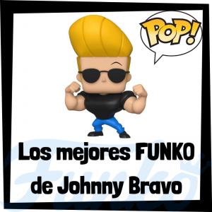 Los mejores FUNKO POP de Johnny Bravo - Funko POP de series de televisión de dibujos animados
