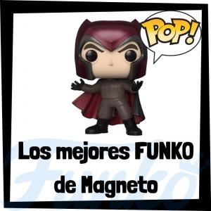 Los mejores FUNKO POP de Magneto - Los mejores FUNKO POP de los X-Men - Funko de los personajes de los X-Men
