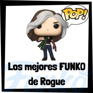 Los mejores FUNKO POP de Rogue - Los mejores FUNKO POP de los X-Men - Funko de los personajes de los X-Men