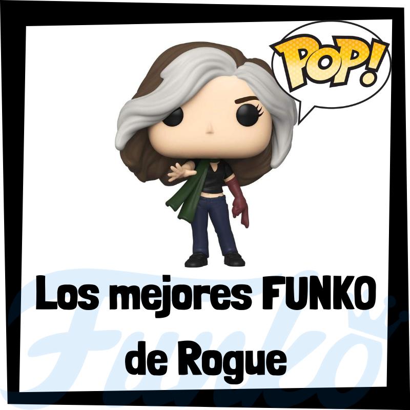 Los mejores FUNKO POP de Rogue