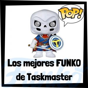 Los mejores FUNKO POP de Taskmaster - Los mejores FUNKO POP de Taskmaster - Funko POP de los Vengadores - Funko POP de personajes de Marvel
